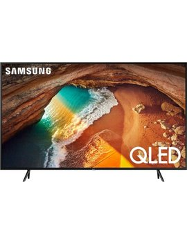"""43"""" Class   Led   Q60 Series   2160p   Smart   4 K Uhd Tv With Hdr by Samsung"""