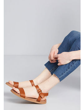 Forward Motion Sandal by Modcloth
