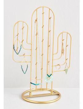 Saguaro Storage Cactus Jewelry Stand by Modcloth