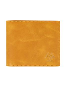 8e85e576 Shoptagr | Palace Leather Billfold Wallet Yellow by Stock X