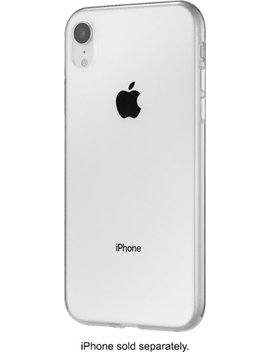Ultrathin Case For Apple® I Phone® Xr   Clear by Dynex™