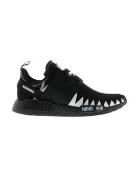 online store 0e7a8 efaa2 Shoptagr | Adidas Human Race Nmd Pharrell Oreo by Stock X