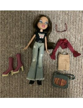 Bratz Doll   Funk Out Nevra   Original Clothing &Amp; Accessories by Bratz