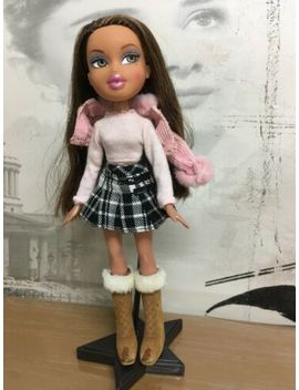 Bratz Winter Adventure Campfire Yasmin Doll by Bratz