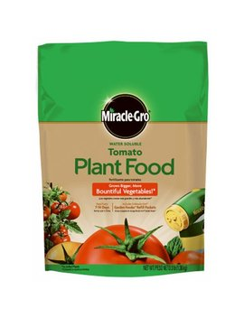 Miracle Gro Water Soluble Tomato Plant Food, 3 Pound (Tomato Fertilizer) by Miracle Gro