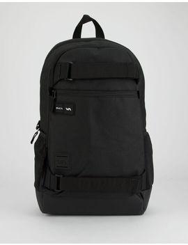 Rvca Curb Black Backpack by Rvca