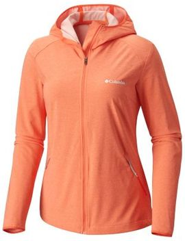 Women's Heather Canyon™ Softshell Jacket   Plus Size by Columbia Sportswear