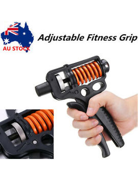 25 50 Kg Hand Grip Power Strengthener Strength Trainer Therapy Exerciser Oz by Unbranded