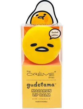 Hello Kitty Gutetama Macaron Lip Balm by The Crème Shop