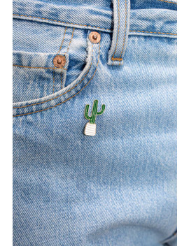 Cactus Pin by Brandy Melville