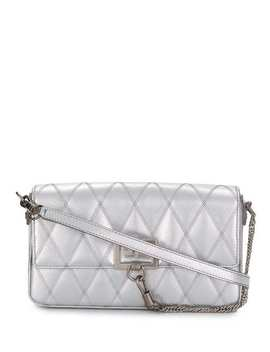 Quilted Charm Shoulder Bag by Givenchy