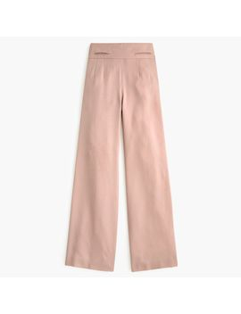 Tall Full Length High Rise Pant In Tencel™ Dobby by J.Crew