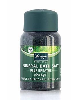 Kneipp Mineral Bath Salt, Deep Breathe, 17.63 Oz by Kneipp