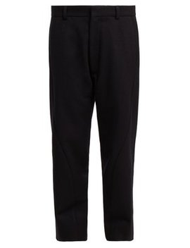 Twist Seam Wool Trousers by Raey