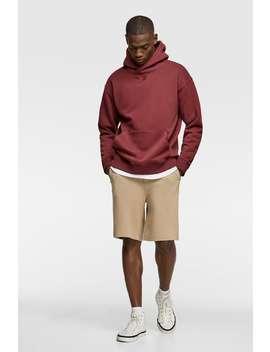 haute couture conception adroite qualité et quantité assurées Shoptagr | Sweat À Capuche Premium NouveautÉshomme by Zara