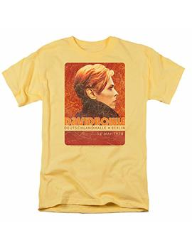 David Bowie Stage Tour Berlin '78 T Shirt & Stickers by Popfunk