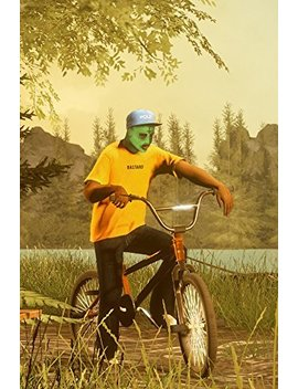 Go Awesome Tyler The Creator Poster Print 43 Inch X 24 Inch A by Go Awesome