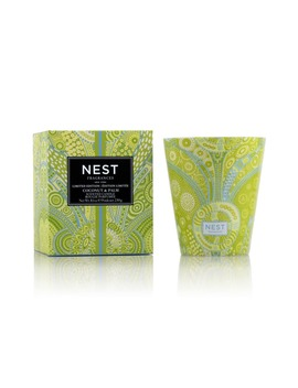 Summer Scape Coconut & Palm Scented Candle by Nest Fragrances