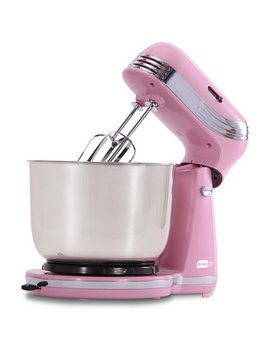 Dash Go Everyday Mixer 6 Preset Speeds Make It Easy To Get Uniform, Even Results Actual Color: Pastel Pink by Generic