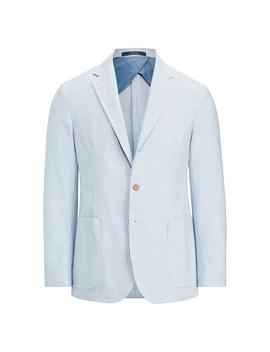 Seersucker Suit Jacket by Ralph Lauren