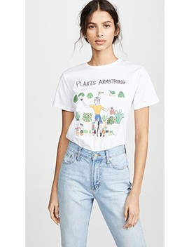 plants-armstrong-t-shirt by unfortunate-portrait