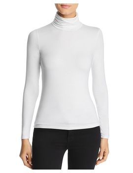Turtleneck Top by Majestic Filatures