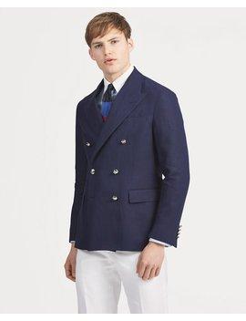 Polo Soft Linen Blazer by Ralph Lauren