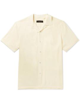 Camp Collar Twill Shirt by Rag & Bone