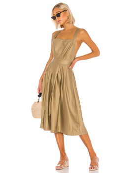 The Liane Midi Dress by L'academie
