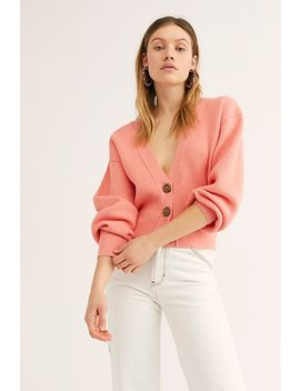 Big Plans Cardi by Free People