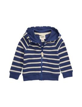 nautical-stripes-full-zip-hoodie by hatley