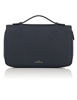 Eros Large Leather Box Pouch by Givenchy
