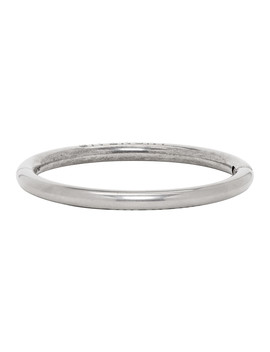 Silver Ring Bracelet by Givenchy
