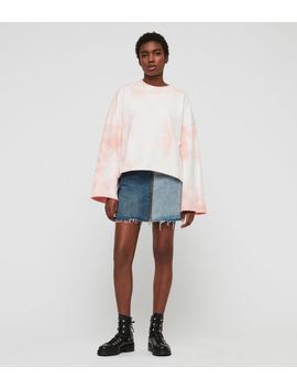 Dyetie Simmi Sweatshirt by Allsaints