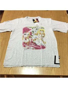 Rose Of Versailles × Uniqlo Takarazuka Ut Graphic T Shirt L Gray Tag Slit Japan by Uniqlo