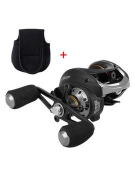 Lixada 10+1 Ball Bearings Baitcasting Reel 6.3:1 Gear Ratio Lightweight N8 S5 by Ebay Seller