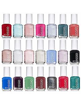 Essie Nail Polish, Set Of 10 Random, All Different Colors No Repeats by Essie