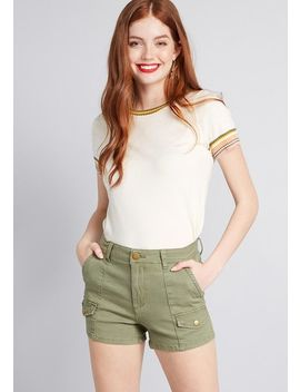 The Portland Shorts by Modcloth