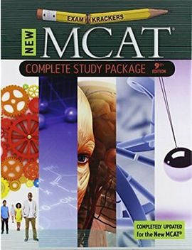 9th Edition Examkrackers Mcat Complete Study Package by Does Not Apply