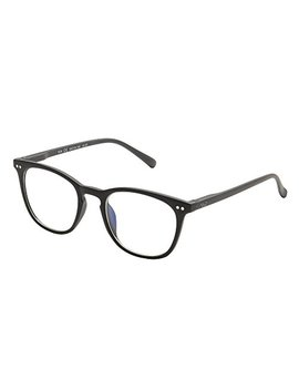 Wealthy Shades Blue Light Blocking Glasses For Computer Use, Anti Eyestrain Lightweight Screen Glasses, Black, Men/Women by Wealthy Shades