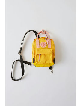 Micro Scale Bag Sunflower Yellow by Acne Studios