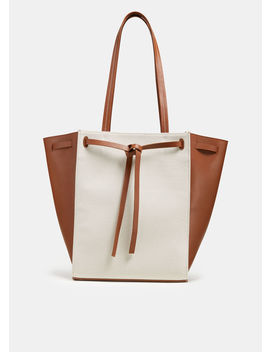 Exclusive / Canvas Topanga Tote by Vince