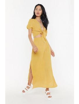 Step Out Of Line Striped Top And Skirt Set by Nasty Gal