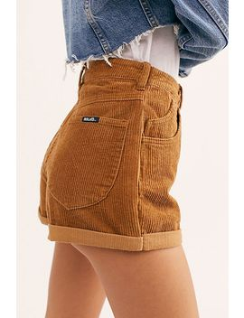 Dusters Cord Shorts by Rolla's