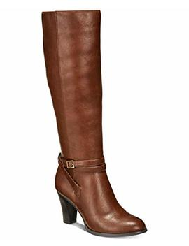 Giani Bernini Womens Beckyy Almond Toe Knee High Fashion Boots by Giani Bernini