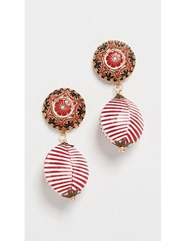Sasco Earrings by Brinker &Amp; Eliza