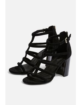 Ricky Heeled Sandals by Topshop
