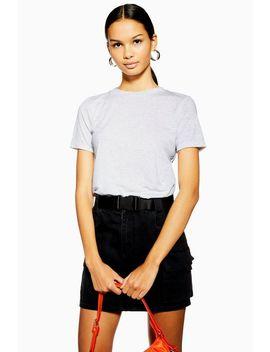Petite Premium Clean T Shirt by Topshop