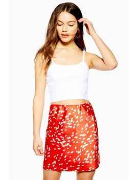 Cami With Scallop Straps by Topshop