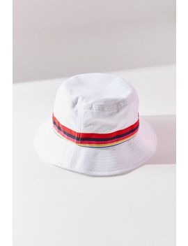 Tommy Jeans Rainbow Bucket Hat by Tommy Jeans